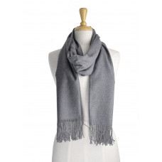 Cashmere Dark Grey Scarf