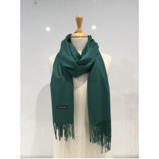 Cashmere Green Scarf