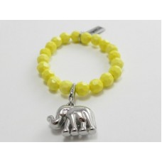 AngelCo Solid Shaped Yellow Bracelet