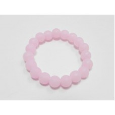 AngelCo Light Pink Silicone Bracelet