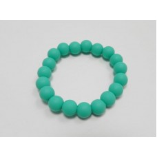 AngelCo Turquoise Silicone Bracelet
