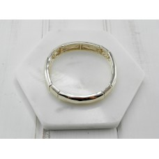 Gold Stretch Bangle