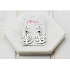 Mixed Tree Earring