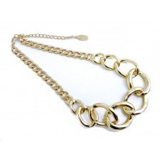 Chunky Short Gold Chain