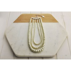 Jane's 2, Pearl Necklace
